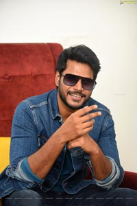 Sundeep Kishan at Tenali Ramakrishna BA BL Interview