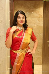 Supraja Reddy With Jewellery