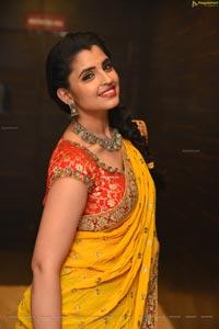 Syamala at Raja Vaaru Rani Gaaru Pre-Release Event