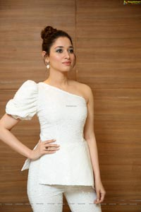Tamannaah at Action Pre-Release