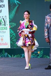 Thamanna at Suchir IVY Greens Launch