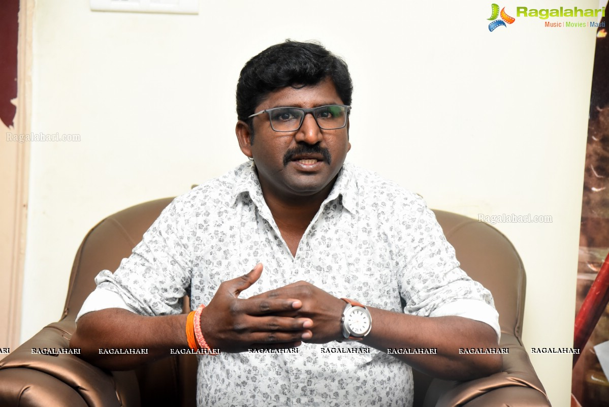 Karthikeya's 90ml director Sekhar Reddy Yerra interview