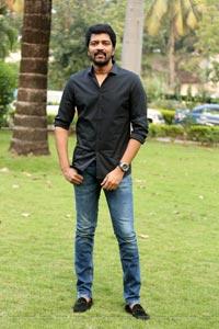 Allari Naresh at Naadi Movie Teaser Launch