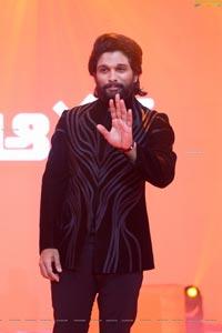 Allu Arjun at Aha Event An Evening with A Galaxy of Stars