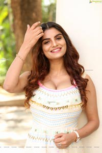 Anveshi Jain at Commitment Movie Trailer Launch