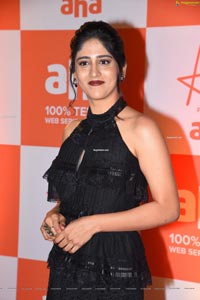 Chandini Chowdary at Aha Event