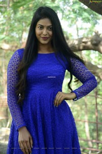 Deepika Vaddani at Bhaari Thaaraganam Movie Launch