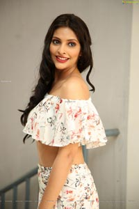 Khyati Sharma at Following Movie Opening