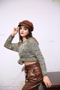 Pooja Thakur at Hi-Life Fashion Show