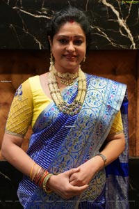 Raasi at Brand Mandir