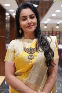 RJ Bhargavi at Brand Mandir