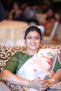 Roja at Reddy's Multiplex Movies Banner Launch