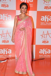 Seerat Kapoor at Aha Event An Evening with Stars