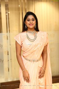 Shravani Varma at Manepally Dhanteras Festive Collection