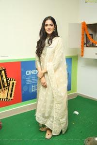 Simran Choudhary at Sehari Movie Opening