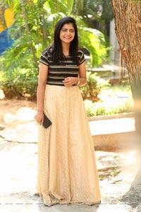 Siva Jyothi at JA Movie First Look Launch