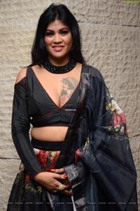 Soniya Maheswari at Reddy's Multiplex Movies Banner Launch