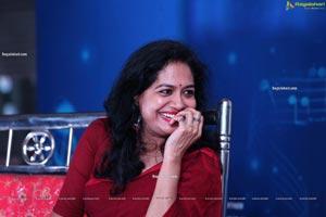 Sunitha at Telugu Digital Idol Season-1 Grand Finale