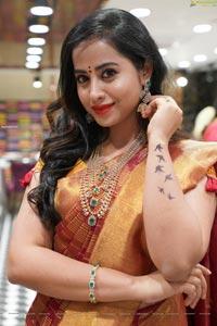 Swathi Deekshith at Brand Mandir
