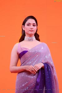 Tamannaah at Aha Event An Evening with A Galaxy of Stars