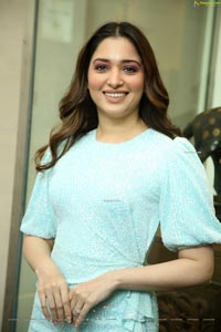 Tamannaah at Web-Series 11th Hour First Look Launch