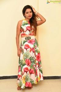 Sabina Jasmin at Sri Sri Sri Film Productions Movie Launch