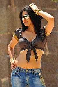 Mumbai Model Sakshi Choudhary Hot Photos