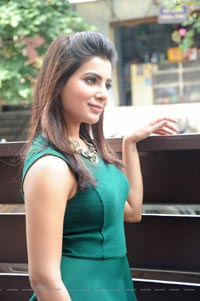 Samantha in Neeraja Kona Costumes