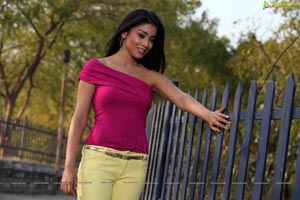 Shriya in Jeans