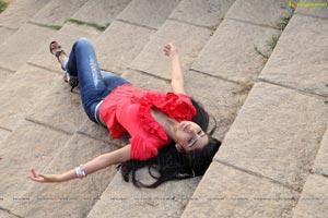 Shriya in Jeans