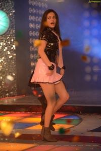 Sneha Ullal in Mini Skirt