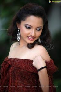 Indian Female Model Arya Rao