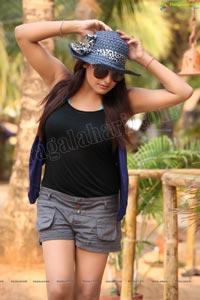 Tashu Kaushik Exclusive Goa Shoot