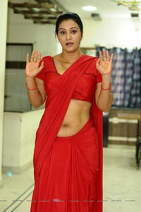 Apoorva Telugu Actress Hot Photos
