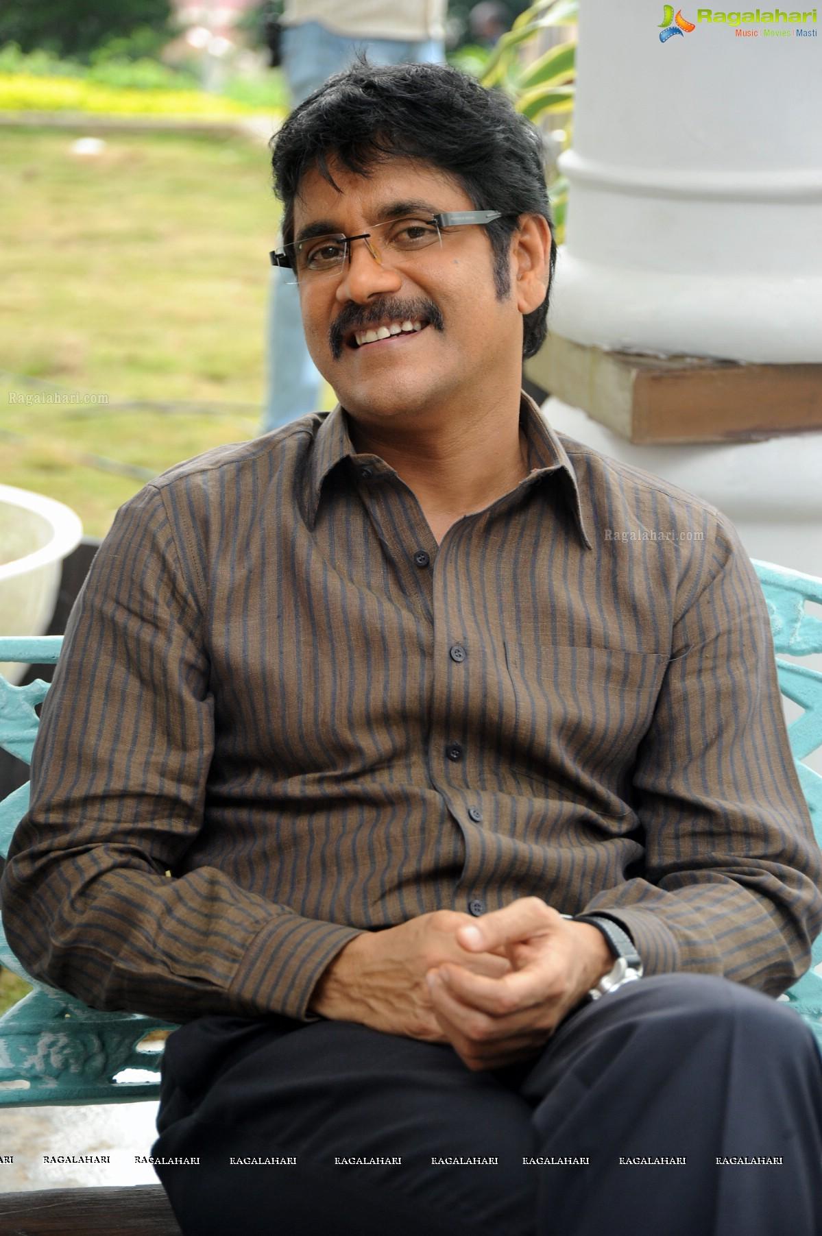 Nagarjuna Interview about Bhai