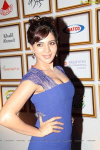 Samantha Hot Photos at Food For Change