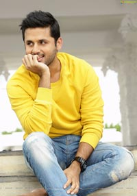 Nithiin HD Photo