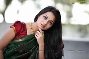 Reshma in Half Saree