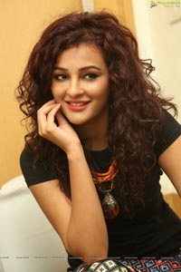 Seerat Kapoor at Columbus Success Meet