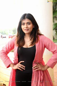 Hebah Patel at Pulsation 2017