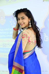 Aanchal @ Chandana Brothers Dasara Collection Launch