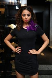 Amanpreet Kaur at Hair Crush Salon