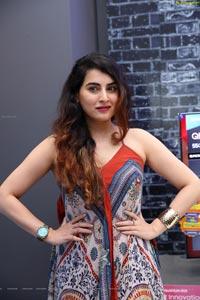 Archana Shastry at Bajaj Electronics Grand Lucky Draw