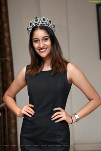 Model Asshima at Cake Mixing Event