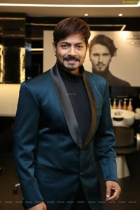 Big Boss 2 Winner Kaushal Manda at Mirrors Salon Hair Crush Launch