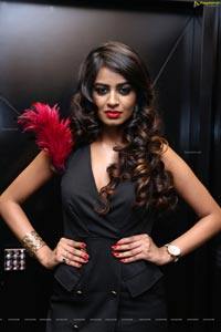 Komal Patil at Hair Crush Salon