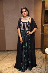 Megha Yadav @ Nikitha Jewellery Celebrations