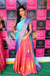 Miss South India 2018 Sandhya Thota