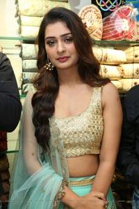 Payal Rajput at KLM Fashion Mall Launch, Suchitra Circle