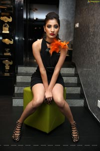 Pranali Bhalerao at Hair Crush Salon